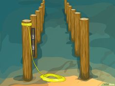 How to Install Posts in the Water for a Dock or Pier: 8 Steps