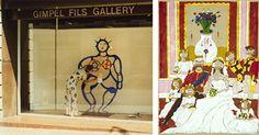 Gimpel Fils   Niki de Saint Phalle/Andrew Gilbert & Lucy Stein The Lost Art of Convalescence