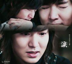 Lee Min Ho as Choi Young in Faith
