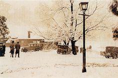 Snow scene at FiveWa