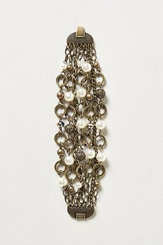 Effervescent Bracelet #anthropologie