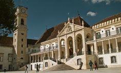 Universidade de Coimbra | está na moda on Mais Superior http://www.maissuperior.com