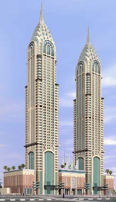 Al Kazim Towers, Dubai