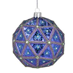 2017 Times Square Replica Ball, New Year's | Waterford Crystal Christmas Tree Decoration | Times Square Replica Ball Ornament