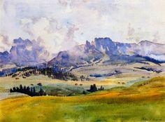 ART & ARTISTS: John Singer Sargent - part 21
