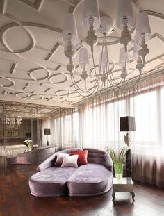 Lieblich Stuckdecke Und Verspiegelnde Barock Wandgestaltung Barock Möbel, Holzdecke,  Raumgestaltung, Inspirierend, Architektur,