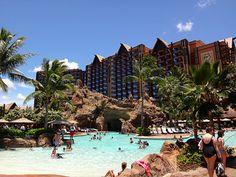 Aulani, a Disney Resort & Spa in Ko Olina | Flickr - Photo Sharing! Resort Spa, Kos, Dolores Park, Bucket, Earth, Places, Disney, Travel, Viajes