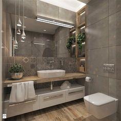 Als Ergebnis der Essenz des Bad… 37 Awesome Small Master Bathroom Makeover Ideas. As a result of the essence of the bathroom … –… Bathroom Design Luxury, Modern Bathroom Design, Contemporary Bathrooms, Bath Design, Bathroom Designs, Bad Inspiration, Bathroom Inspiration, Bathroom Spa, Master Bathroom