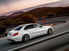 ¿Será así? 2014 Mercedes C 63 AMG, nuevas ilustraciones