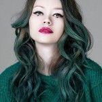 Образ  в стиле Ranka Lee или зеленые волосы (41 фото) на улицах мегаполиса