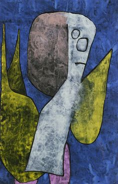 Paul Klee: Armer Engel. 1939