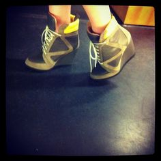 pump up yo sneaks! http://www.solestruck.com/to-be-announced-bound-grey-yellow/index.html
