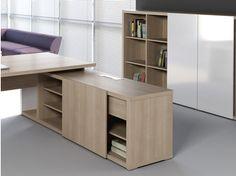 Librería de oficina modular MITO   Librería de oficina