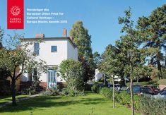 TAUTES HEIM, BERLIN > Übernachten im UNESCO Welterbe Hufeisensiedlung von Bruno Taut - Sieger des Europa Nostra Awards 2013