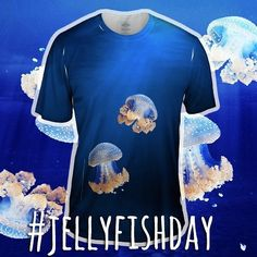 Just floating on through the week... #JellyfishDay