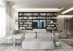 Киевская квартира в стиле Minimal Modern Classic