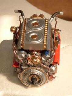 KING TIGER ENGINE-2