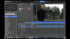 VFX - CG crossbow bolt