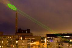 Nuage Vert, Helsinki
