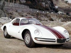 1965 Alfa Romeo Giulia 1600 Sport Coupe by Pininfarina Alfa Romeo Cars, Maserati, Lamborghini, Peugeot 204, Automobile, Alfa Alfa, Bmw M Power, Car Car, Muscle Cars