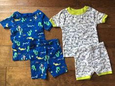NWT Boy/'s Gymboree Island Cruise blue floral shirt ~ 6 12 18 24 months 2T 3T