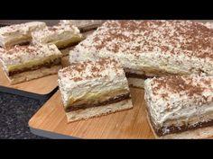 Prăjitura Craiasa Zapezii cea mai delicioasa și cremoasă prăjitura pe care o poți mânca 😋 - YouTube