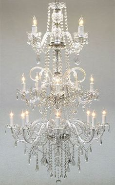 Magnificent Chandelier Online Shopping 1stdibscom magnificent antique french baccarat crystal chandelier circa 1850 1870 Shop For Murano Venetian Style All Crystal Empress Crystal Chandelier Lighting Get Free Shipping At Your Online Home Decor Outlet Store