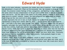 Dr Jekyll and Mr Hyde teaching resources – PowerPoint, worksheets and lessons Revision Motivation, Revision Tips, Revision Notes, Study Notes, Exam Revision, English Help, English Lessons, English Tips, English Literature Notes