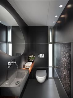 A bathroom is a must-have part of any home. But besides the standard one, you should also have a half bathroom. Half bathrooms are the the type of tiny bathrooms with toilet and single vanity.