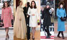 Kate Middleton's best outfits on the royal tour of Sweden and Norway 2018