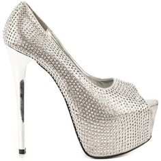 Suzette - Silver Ellie Shoes $169.99