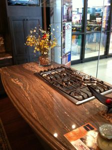 Construction Resources installed their products at The Elite Home Solutions Showroom