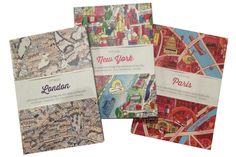 Citix60 Travel Books (Type Books) | City guides by local creatives | Toronto Holiday Gift Guide 2014