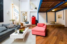 paula gusmão arquitetura _ loft teichner _ sala www.paulgusmao.com