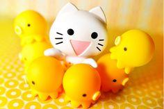 Kitty toys. #kawaii