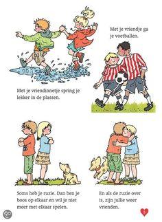Vrienden Mixed Feelings, Children, Kids, Coaching, Friendship, Drama, Classroom, Teacher, Comics