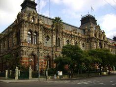 Palacio de las aguas--Buenos Aires, Argentina