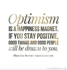 I truly believe this! :-)