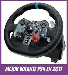 Mejor Volante Para PS4 En El Mercado Español.