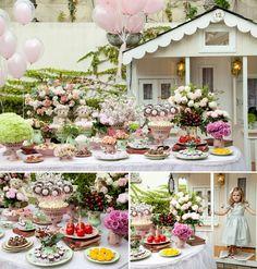 festa infantil menina, festa das bonecas, girls party, dolls party
