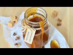 Соленая карамель / Salted caramel