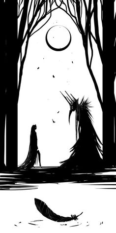 The Crows by Banished-shadow.deviantart.com on @deviantART