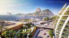 Projeto Iate Clube Rio de Janeiro - De Fournier & Associados - imagem PVID