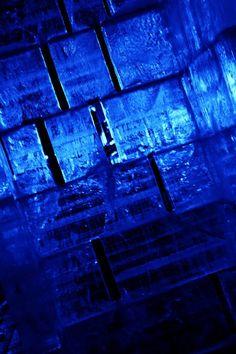 Blue ice by EnilociN on DeviantArt Im Blue, Kind Of Blue, Love Blue, Deep Blue, Blue Da Ba Dee, Azul Indigo, Rhapsody In Blue, Blue Bayou, Blue Pictures