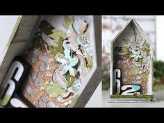 Mixed Media: Whitewashed Shrine Vignette - Simon Says Stamp Blog Birthday Puns, Simon Says Stamp Blog, Artist Trading Cards, Handmade Birthday Cards, Mixed Media Canvas, Birthday Greetings, Altered Art, Vignettes, Collage Art