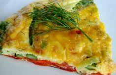 HCG Asparagus Frittata Recipe