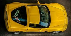 Yellow Corvette~