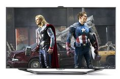 Oh my heavens this is a glorious tv. Heavily want.