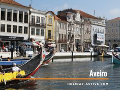 Aveiro in Portugal