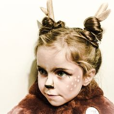 little bambi make up <3